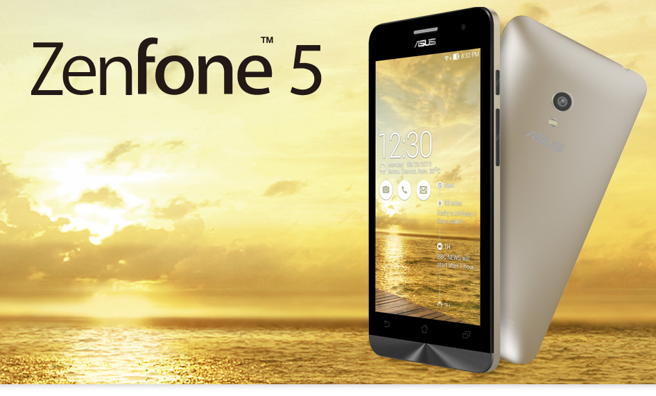 Asus Zenfone 5,HP CPU Intel