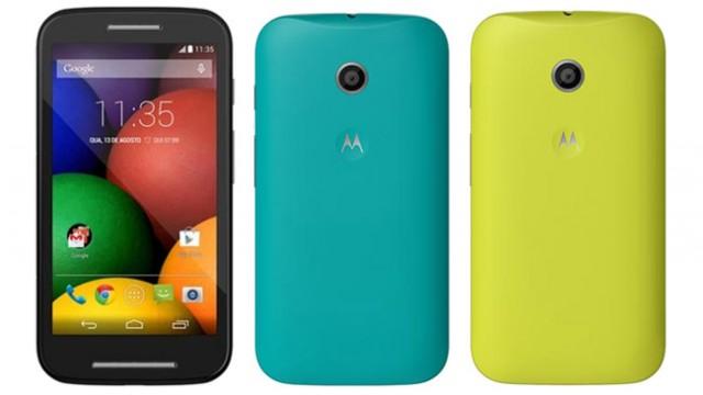 Motorola Moto E,terjual 100 ribu unit