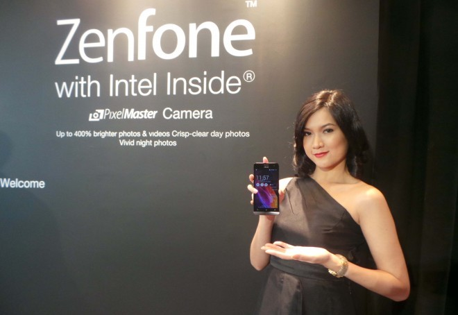Asus ZenFone,SPG HP