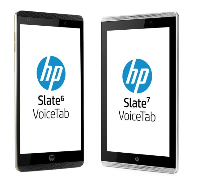Hp Slate 6 dan Slate VoiceTab