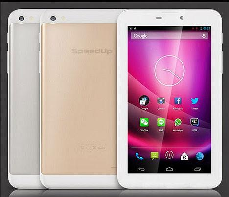 SpeedUp Pad Gold,tablet murah,tablet Android murah