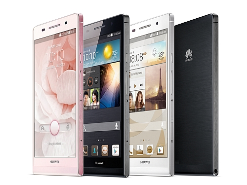 Huawei Ascen P7 ,HP Android paling tipis