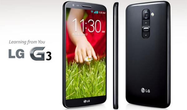 LG G3,HP Canggih,Spesifikasi gahar